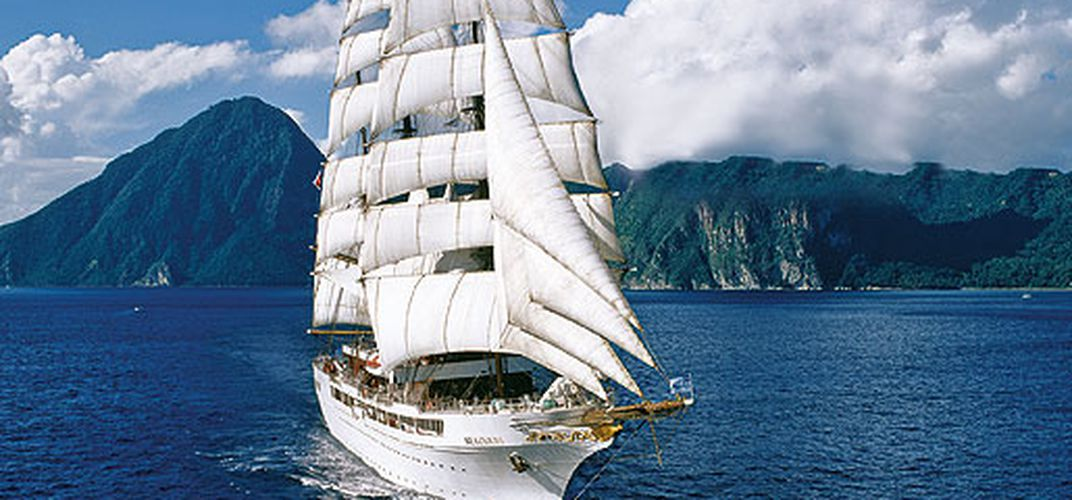 <i> Sea Cloud II </i>