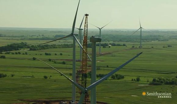 Preview thumbnail for video'How to Build a Windfarm