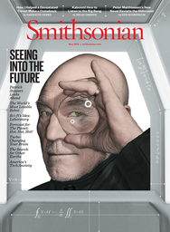Cover for May 2014