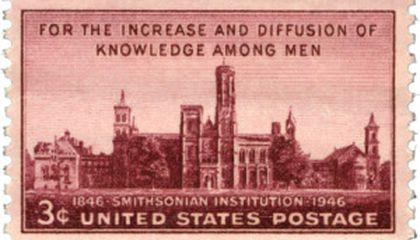 """Postal Museum: """"The Lost Symbol"""" in Stamps"""