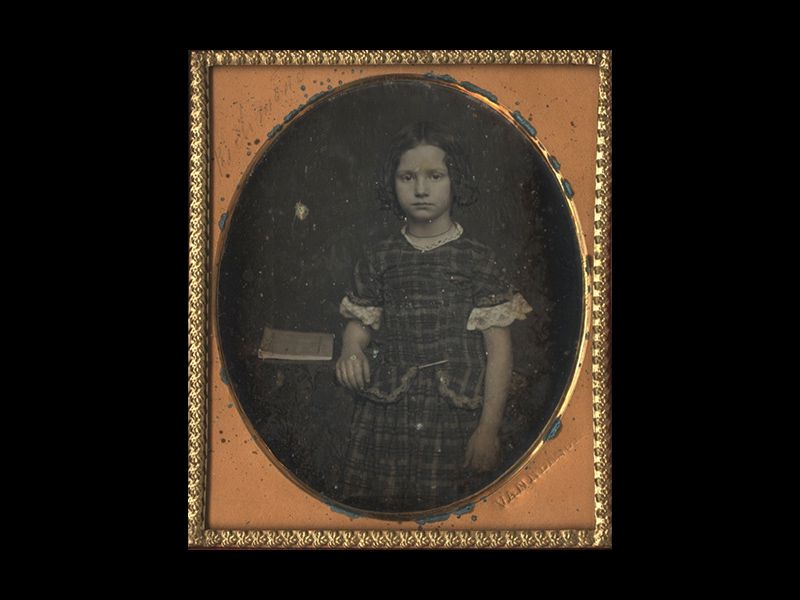The Enslaved Girl Who Became America's First Poster Child