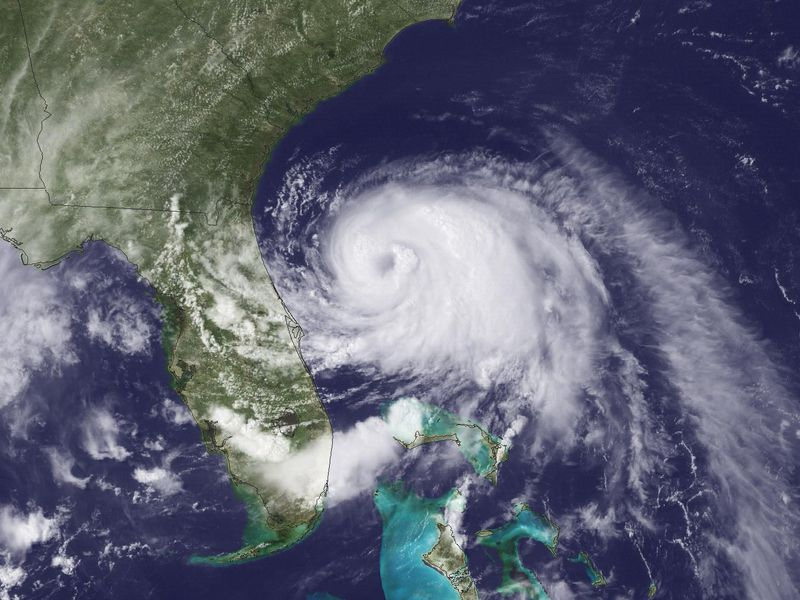 Tropical Storm Arthur 2014