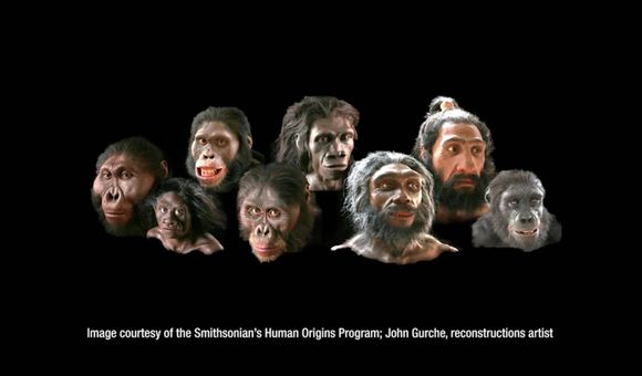 Preview thumbnail for video'Is Human Evolution Over?
