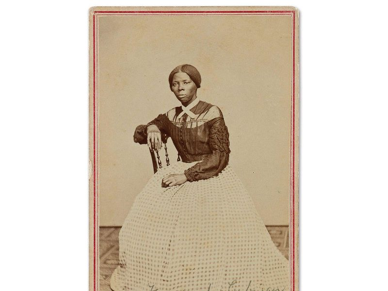 Newly Discovered Photo May Depict A Younger Harriet Tubman