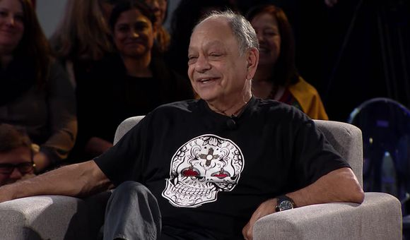 Preview thumbnail for video'The Long Conversation 2018: Carla Hayden Interviews Cheech Marin