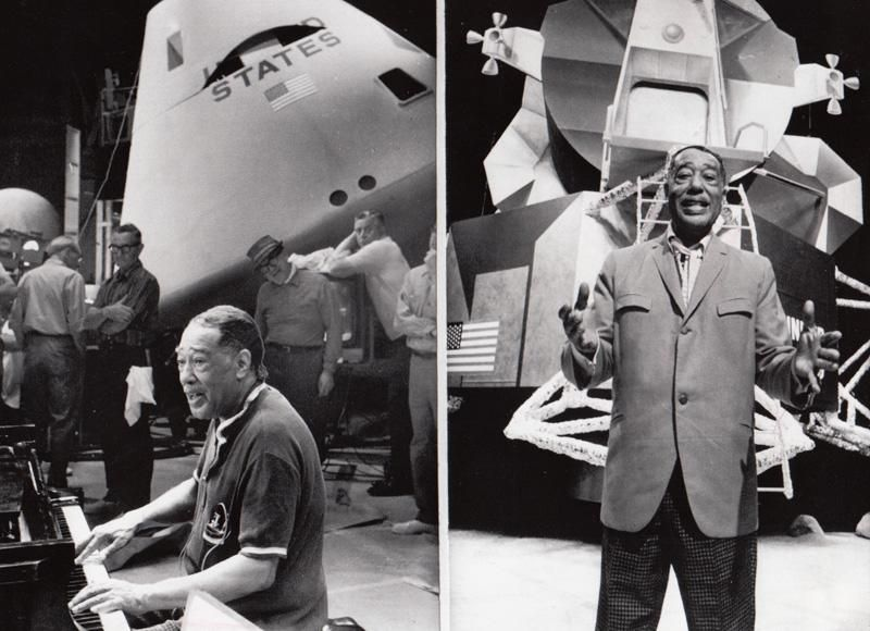 Duke Ellington Sings About the First Moon Landing | Daily