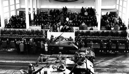 The History of Military Parades in the U.S.