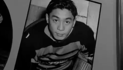 Larry Kwong, Gifted Athlete Who Broke NHL's Color Barrier, Dies at 94