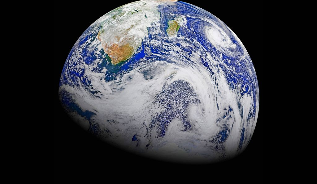 Had Earth been one percent farther from or five percent closer to the Sun, the delicate balance that allowed the oceans to remain in liquid form would have been lost.