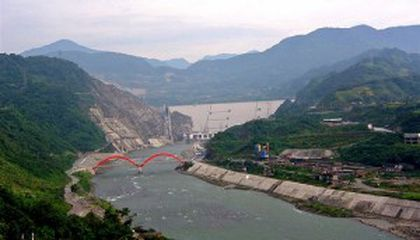 A Link Between Dams and Earthquakes?