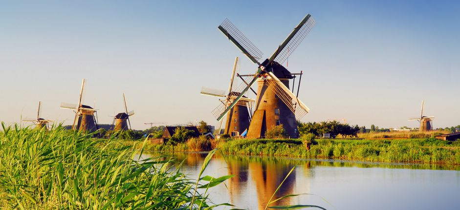 A Barge Cruise Through Holland and Belgium <p>Experience Holland and Belgium by both land and canal cruise during an optionally active barge cruise. Plus, enjoy in-depth cultural excursions featuring art and architecture, history, and culture.</p>