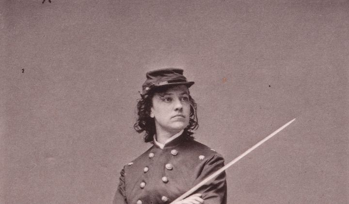 The Actress Who Became a Civil War Spy