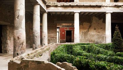 Pompeii's House of Lovers Reopens to the Public After 40 Years