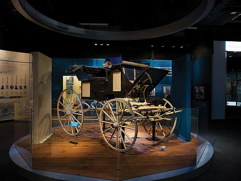 Carriage of Ulysses S. Grant
