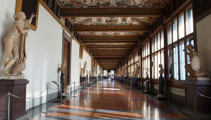 Uffizi Is Giving Women Artists a More Prominent Space on Its Walls