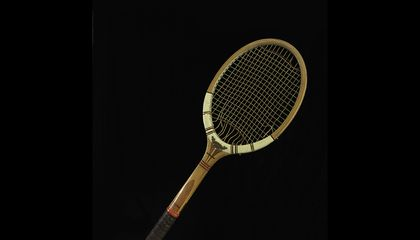Pioneering Tennis Player Renée Richards Recalls the Glory Days of Wooden Rackets