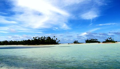 Kiribati's Climate Change Plan B: Buy a New Island Home