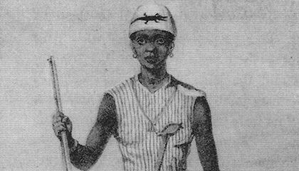 Dahomey's Women Warriors