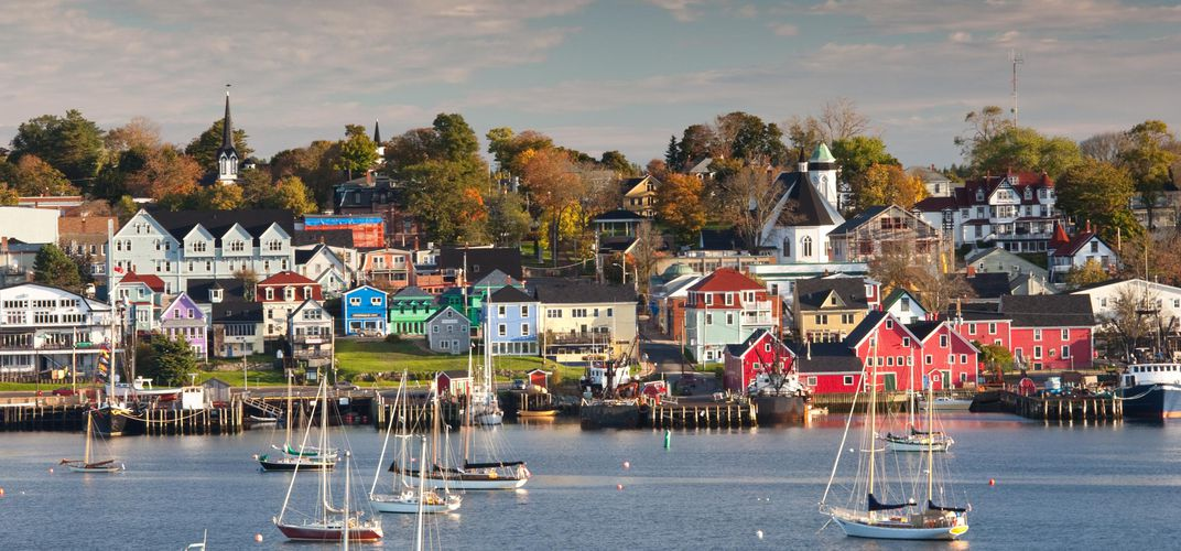 Coastal Lunenburg, Nova Scotia