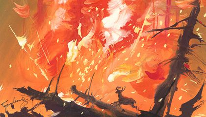 How Disney's 1942 Film Bambi Came to Be Influenced by the Lush Landscapes of the Sung Dynasty