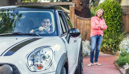 Parents, Give Your Teens Driving Lessons Without Even Being in the Car