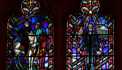 Washington National Cathedral Will Remove Windows Honoring Stonewall Jackson and Robert E. Lee