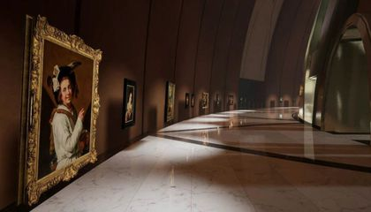 Pop-Up VR Museum to Bring Dutch and Flemish Masterpieces to the Masses