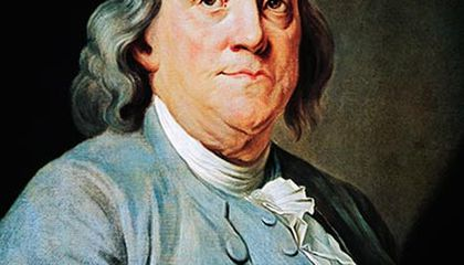 Ben Franklin: Patriot, Foodie