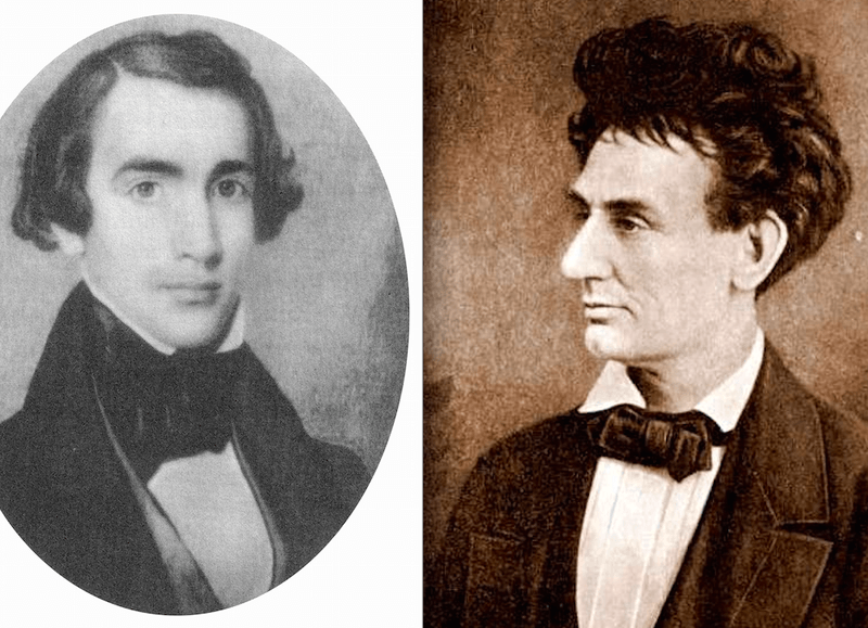 Joshua Speed found his BFF in Abraham Lincoln.