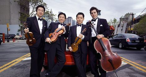 The Shanghai Quartet will return to the Freer to kick off its 19th season.