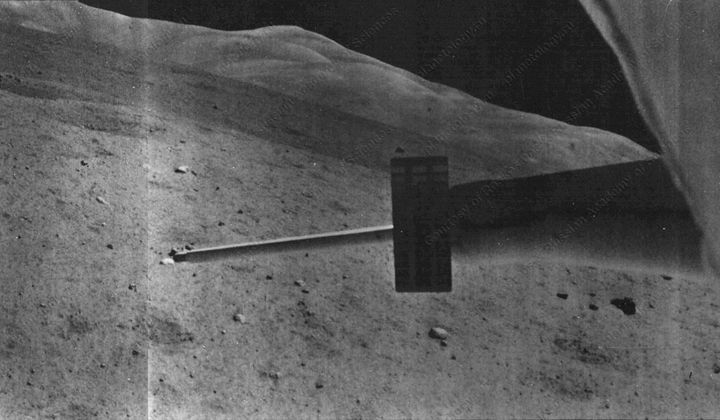 The Day a Soviet Moon Rover Refused to Stop