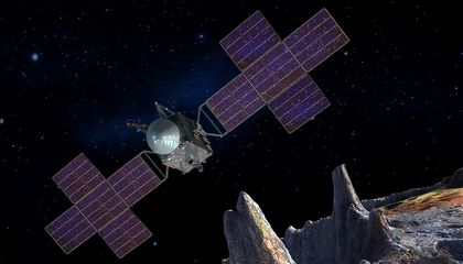 NASA Plans to Send High-Definition Video of Mars to Earth With Lasers