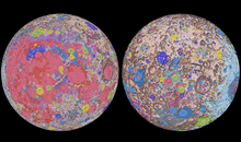 Gorgeous New Map of the Moon Is Most Detailed to Date