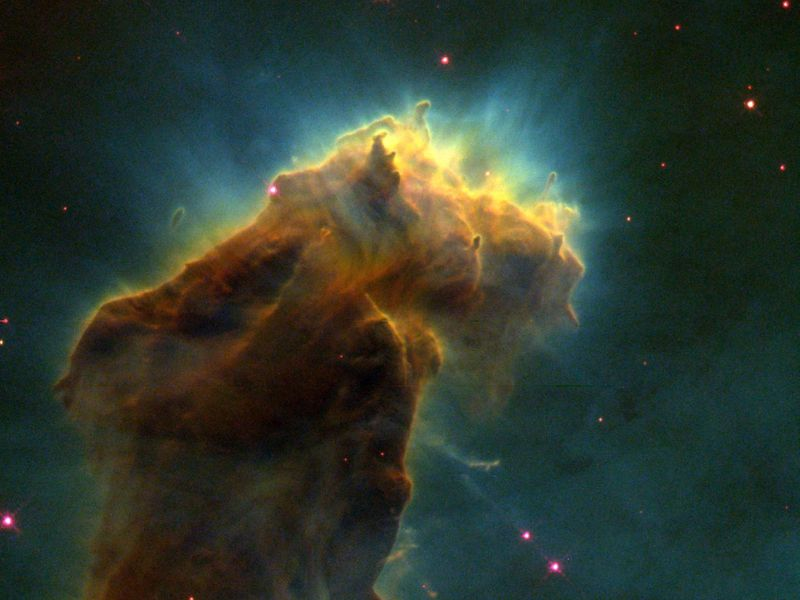 The Hubble Space Telescopes Finest Photos Science Smithsonian - Amazing videos hubble telescopes yet