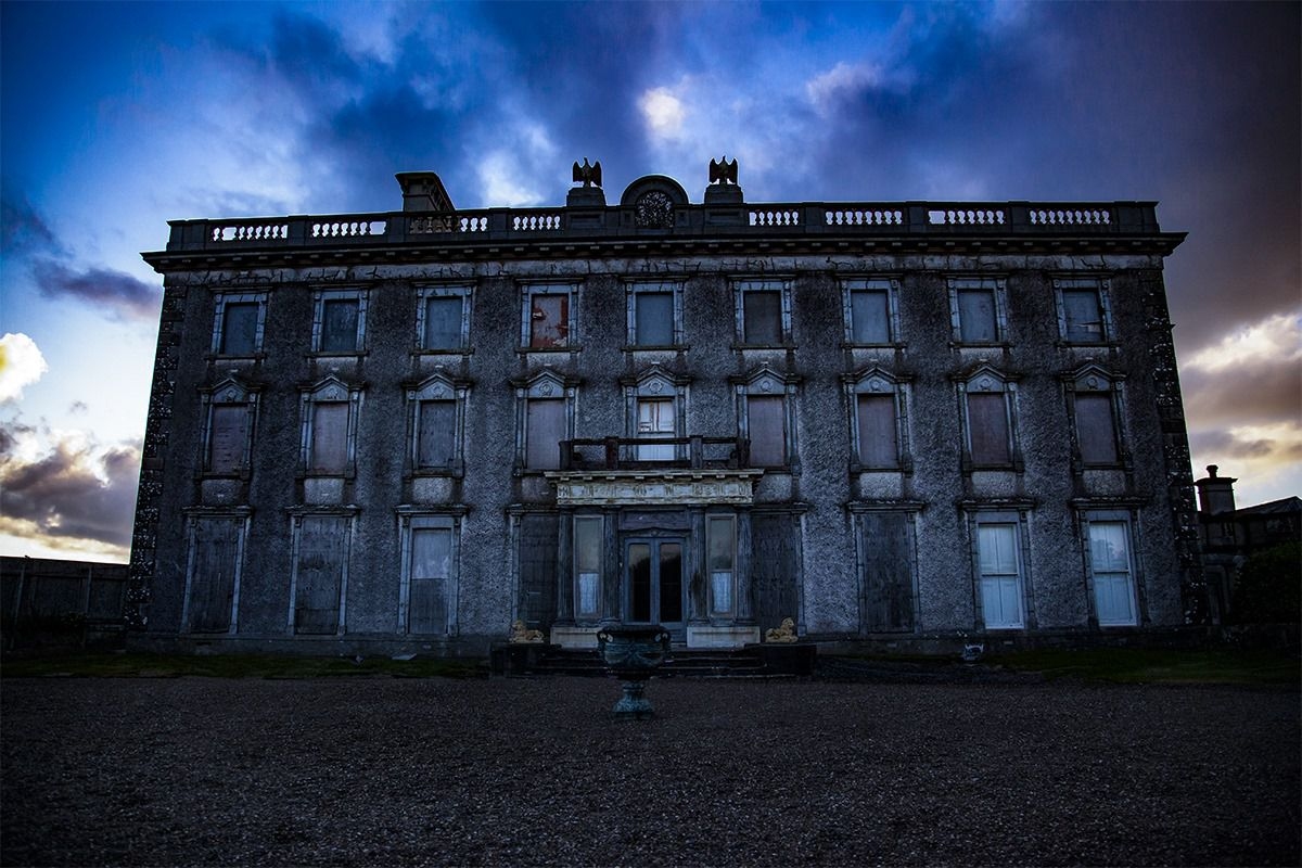 You Could Be the Next Owner of Ireland's 'Most Haunted House' | Smart News  | Smithsonian Magazine