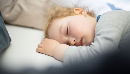 Researchers Say the Purpose of Sleep Shifts During the 'Terrible Twos'