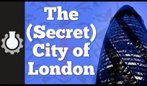 Preview thumbnail for video'The (Secret) City of London Part 1: History