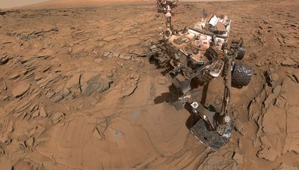 Looking Back at Curiosity's 2,000 Martian Days on the Red Planet