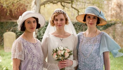 "The Costumes of ""Downton Abbey"" Now on View at Delaware's Winterthur Museum"