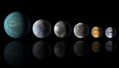 One-Third of Exoplanets Could Be Water Worlds With Oceans Hundreds of Miles Deep