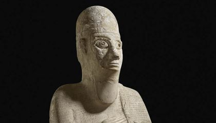 This 3,500-Year-Old Statue of a Syrian Refugee Remains One of Archaeology's Most Important Finds