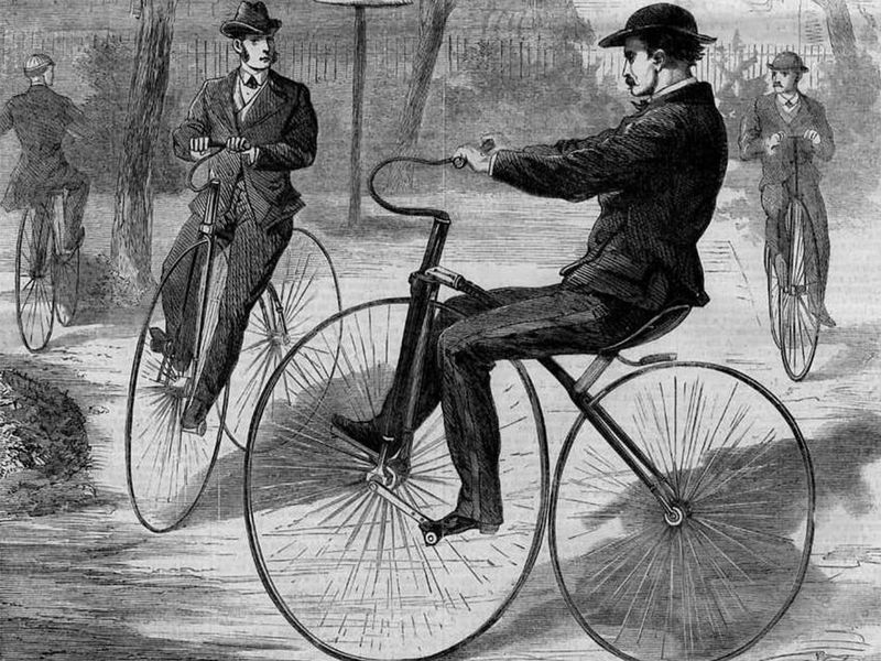 The American Velocipede