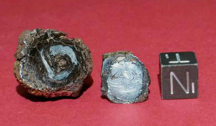 Beads Made From Meteorite Reveal Trade Network