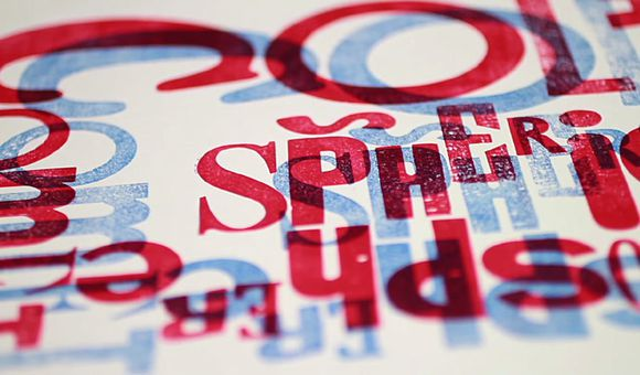 Preview thumbnail for video'*NOT ON SITE* The Beauty of Letterpress