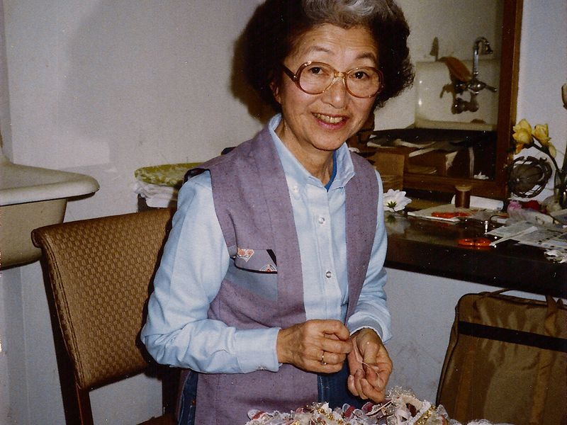 May Asaki Ishimoto