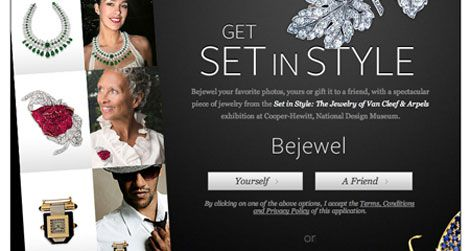 The Set in Style app