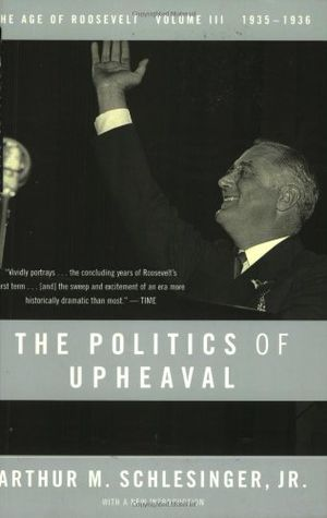 Preview thumbnail for video 'The Politics of Upheaval: 1935-1936, The Age of Roosevelt