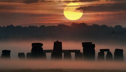 The Area Around Stonehenge Has Been Inhabited for More Than 10,000 Years