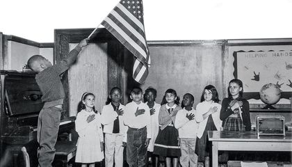 How the Pledge of Allegiance Went From PR Gimmick to Patriotic Vow