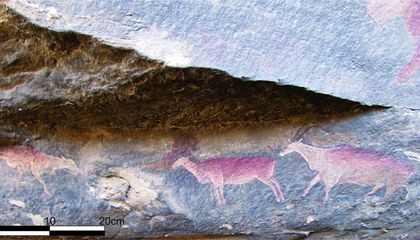 New Technique Shows San Rock Art Is 5,000 Years Old